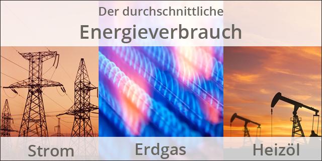 Durchschnittlicher Energieverbrauch Im Einfamilienhaus (EFH)