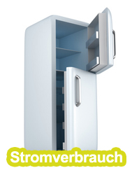 Stromverbrauch kühlschrank