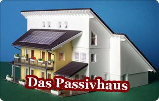 Passivhaus: Architekturmodel