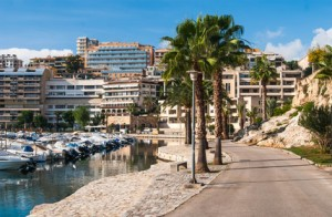 Palma de Majorca. hotel, bhkw, energieheld