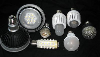 Foto: LED-Lampenauswahl