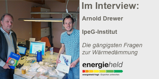 Energieheld Interview Arnold Drewer Gaengigste Fragen