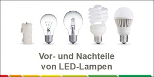 led vorteile und nachteile der led lampen. Black Bedroom Furniture Sets. Home Design Ideas