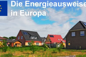 Energieausweise In Europa