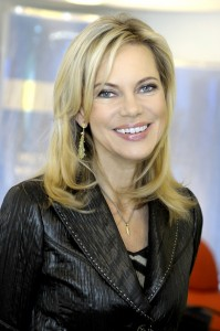 Nina Ruge zu Gast bei energieheld