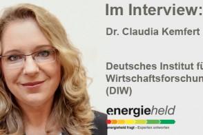 Claudia Kemfert: Deutsches Institut Für Wirtschaftsforschung (DIW)