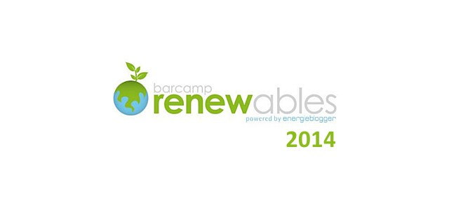 Barcamp Renewables 2014