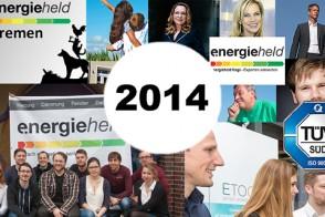 Das War 2014 Für Energieheld