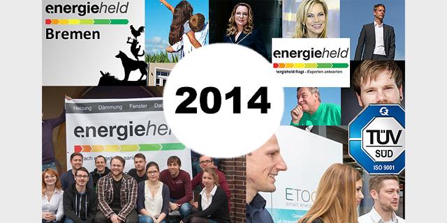 Unser Jahresrückblick 2014