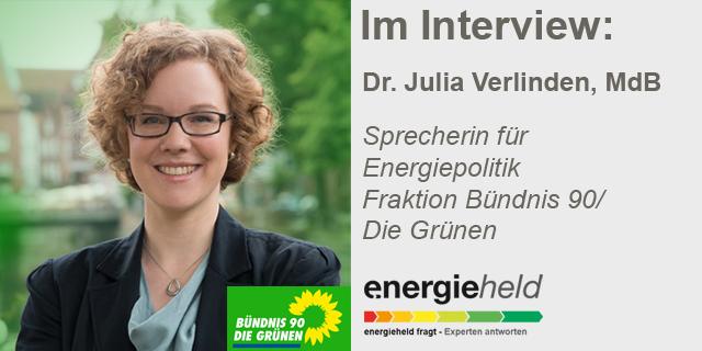 Dr. Julia Verlinden Von Den Grünen Im Interview Zur Energiewende