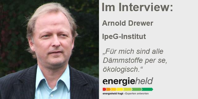 Arnold Drewer Vom IpeG Bei Energieheld Im Interview