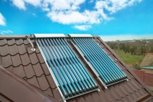 Solarthermie ist auch Teil der Energiewende