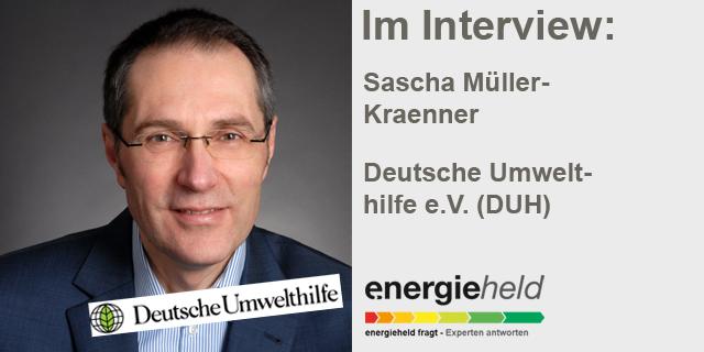 Bei Energieheld Im Interview: Geschäftsführer Der Deutschen Umwelthilfe E.V.