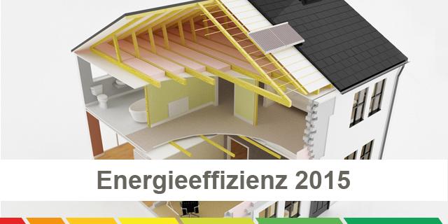 Energieeffizienz Das Aendert Sich 2015