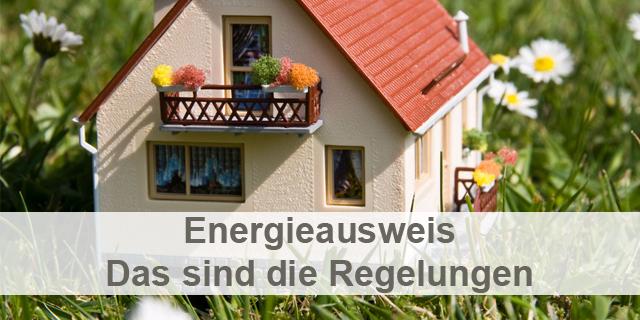 Energieausweis Regelungen Blogartikel