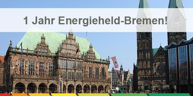 Energieheld-Bremen Ist Ein Jahr Alt.