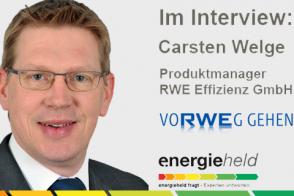 Interview Rwe Effizienz Carsten Welge Batteriespeicher Photovoltaik