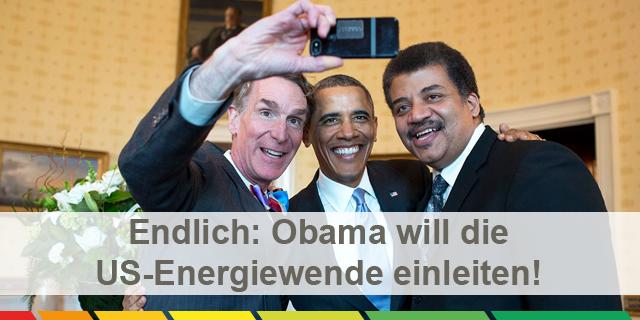 Obama Energiewende Clean Power Plan