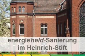 Sanierung Vom Heinrichstrift