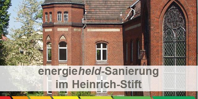 Sanierung Im Heinrich-Stift In Brandenburg