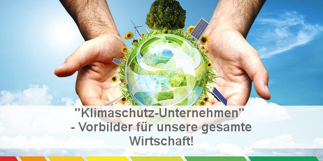 Klimaschutz Unternehmen