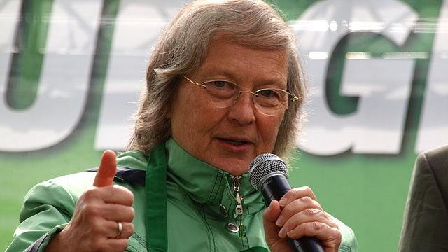 Bärbel Höhn von den Grünen