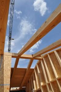 Abbildung 4 Passivhaus-Holzbauweise