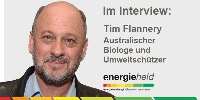 Tim Flannery Im Interview