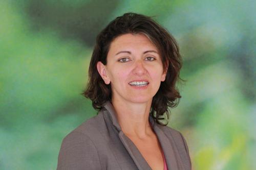 Claudia Brueck ist geschäftsführender Vorstand bei TransFair
