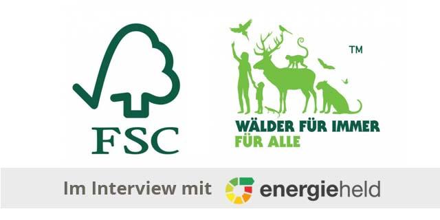 FSC Im Interview Mit Energieheld
