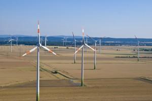 Priebs Interview: Ein Windpark in Niedersachsen