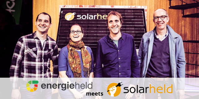 Energieheld Meets Solarheld!