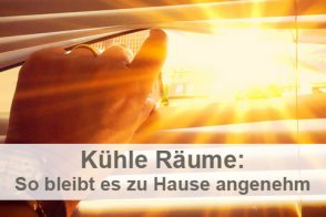 Kuehle Raeume Hitzeschutz Im Sommer Energieheld