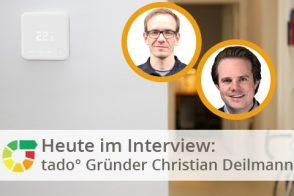 Smart Home-Profis Treffen Auf Sanierungs-Profis: Tado° Im Interview