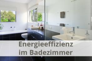 Energieeffizienz Im Badezimmer Blog Warmwasser