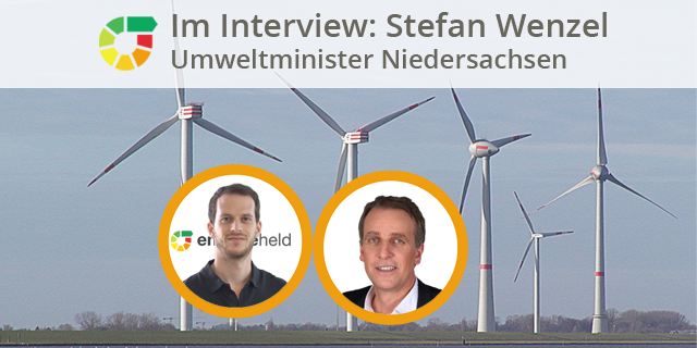 Niedersachsens Umweltminister Im Interview