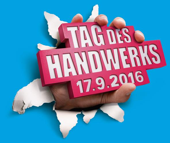 Tag Des Handwerks 2016