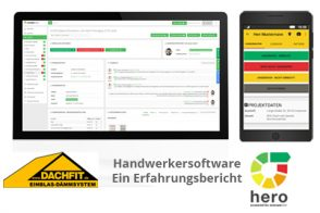 """Erfahrungen Mit """"hero"""" (Dachfit GmbH & Co. KG)"""