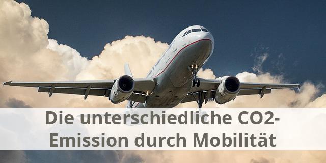 Blog Beitragsbild Co2 Emission Mobilität
