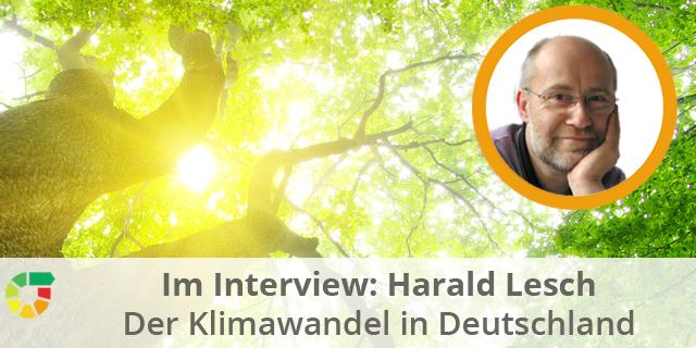 Harald Lesch - Der Klimawandel In Deutschland