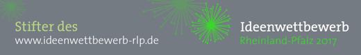 Ideenwettbewerb Rheinland Pfalz 2017 - Digitales Handwerk