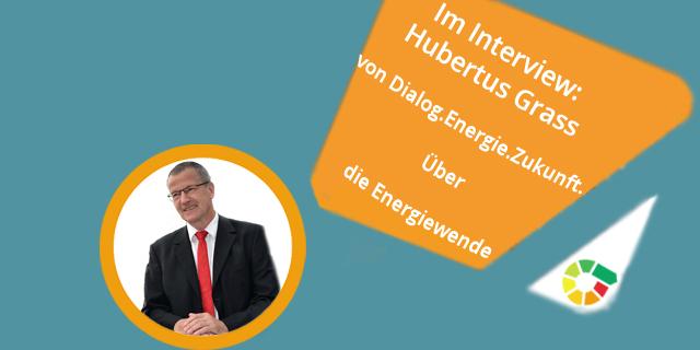 Hubertus Grass Im Interview über Die Energiewende