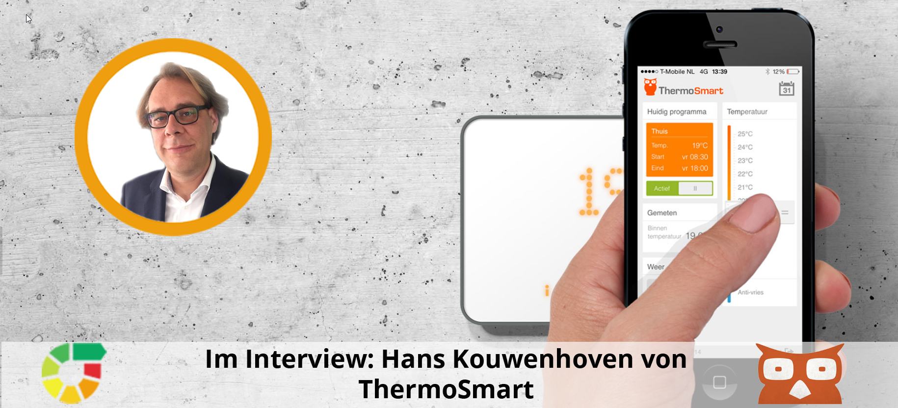 ThermoSmart Im Interview Mit Energieheld