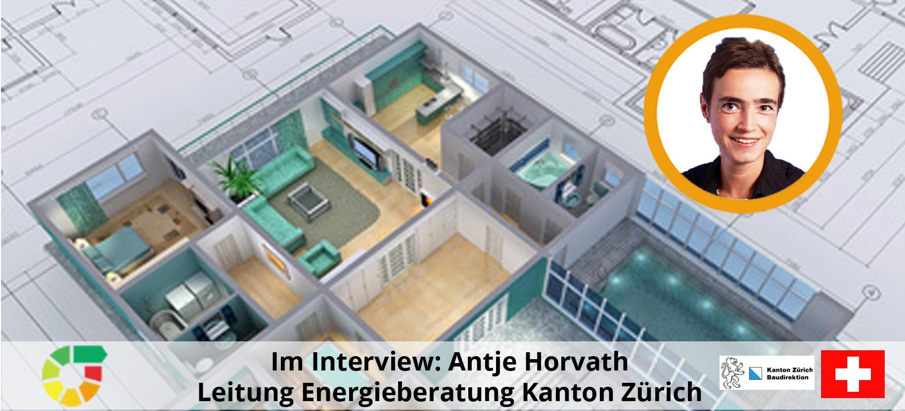 Antje Horvath – Energieberatung Kanton Zürich
