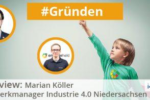 Gründen In Niedersachsen Mit Einem Netzwerk Im Rücken. Netzwerk 4.0