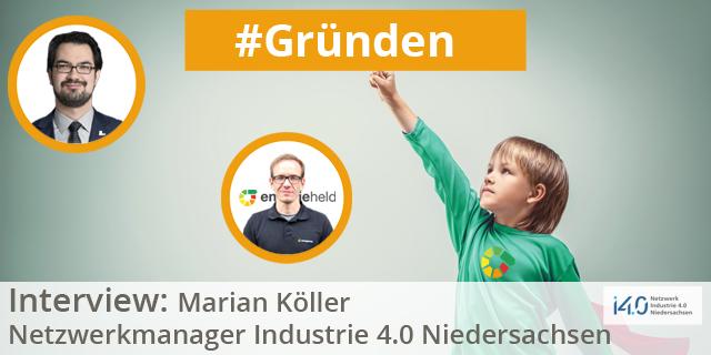 Netzwerk Industrie 4.0 – Digitalisierung In Niedersachsen