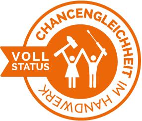 Siegel - Chancengleichheit im Handwerk /© k.o.s GmbH