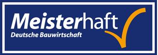 Meisterhaft - Qualitätssiegel der Deutschen Bauwirtschaft