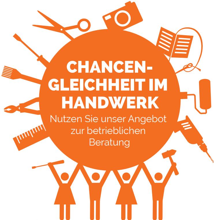 Chancengleichheit im Handwerk/ © k.o.s GmbH