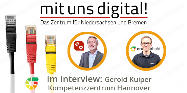 Mit Uns Digital - Interview Kompetenzzentrum Hannover